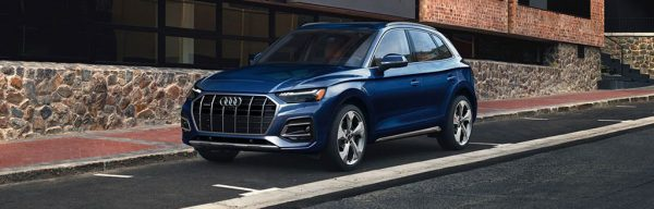 2021 Audi Q5 Overview in Madison, WI